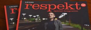 Magazinlayout für Special Integration – respekt OF